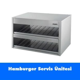 Hamburger Servis Üniteleri