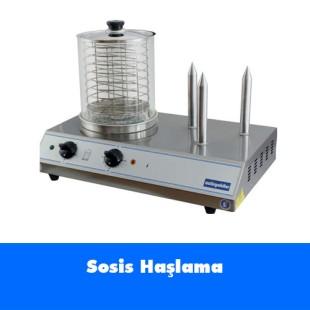 Sosis Haşlama Makinası