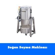 Soğan Soyma Makinesi