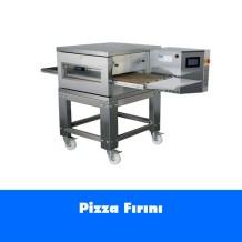 Konveyörlü Elektrikli Pizza Fırınları
